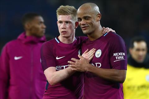 Sao Man City tự tin đánh bại M.U để đăng quang Premier League