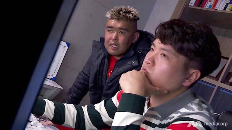 Góc tối đáng sợ ở Hàn Quốc