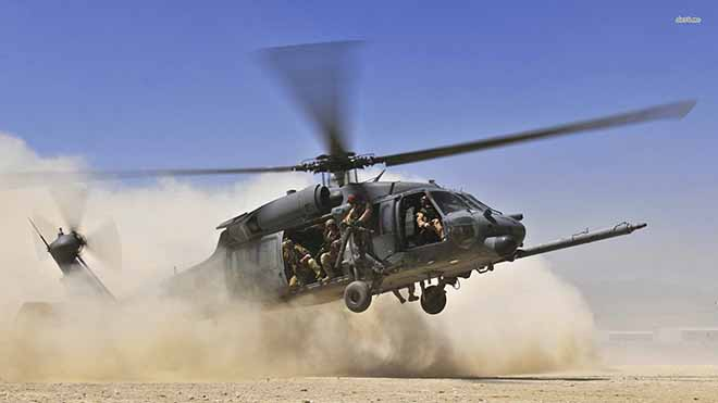 Trực thăng Mỹ rơi ở Iraq, toàn bộ thành viên thiệt mạng