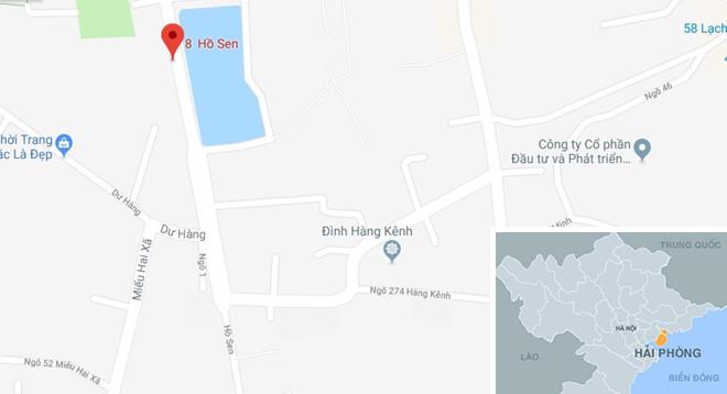 50 trinh sát đột kích quán karaoke Ruby ở đất Cảng