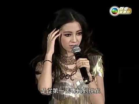 Không thể nhận ra 10 năm trước Angela Baby từng là vũ công sexy trong show của Châu Kiệt Luân