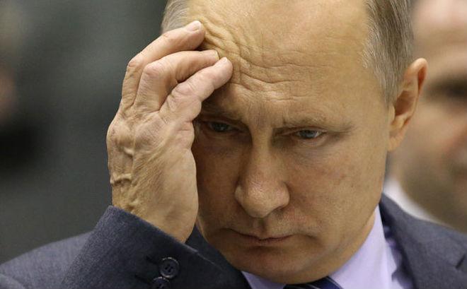 Thực hư việc Tổng thống Putin phải nằm suốt một tuần ngay trước kỳ bầu cử