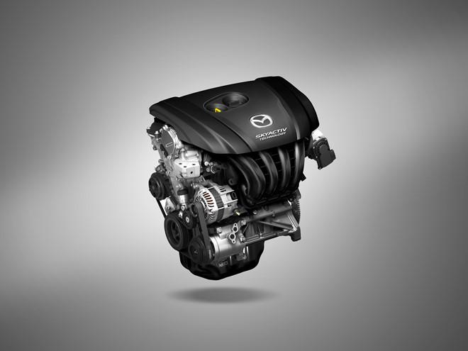 SkyActiv: Hộp số tự động 6 cấp, tiết kiệm 15% nhiên liệu