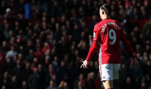 Man Utd chia tay Ibrahimovic