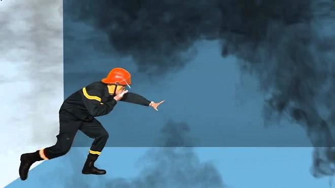 Cháy chung cư cao tầng: Những kĩ năng thoát hiểm không thể không biết
