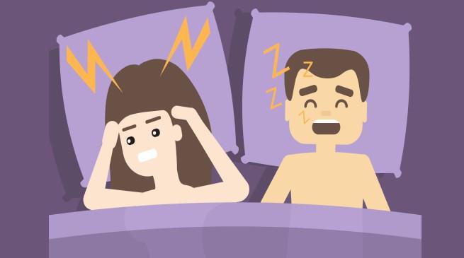 7 thói quen tệ hại trước khi đi ngủ khiến bạn đời chán chẳng thèm yêu