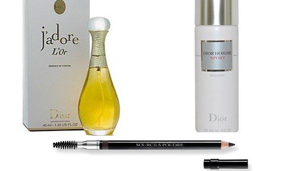 Việt Nam thu hồi 3 sản phẩm chì kẻ mắt, nước hoa Dior