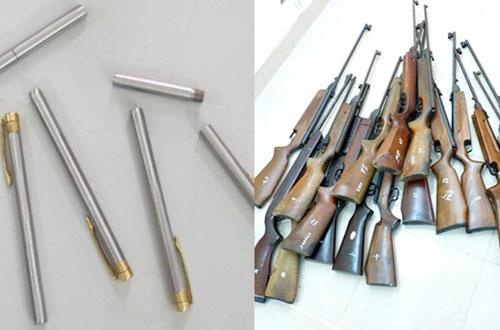 Cuộc vây giáp kẻ sản xuất súng lớn nhất đất Cảng 5 năm trước