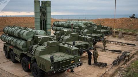 Lưới phòng không Nga: Thiên la địa võng không thể xuyên thủng