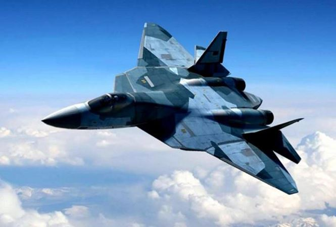 Nga thử nghiệm trang phục chống quá tải cho phi công Su-57