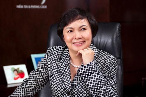Thoát vũng lầy DongABank, bà Cao Thị Ngọc Dung lên tầm tỷ USD