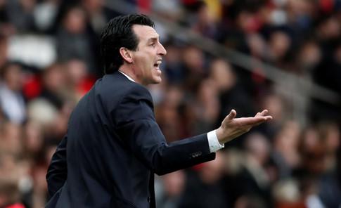 PSG phủ nhận thông tin sẽ sa thải HLV Emery