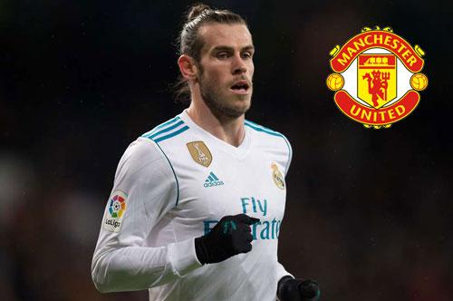 NÓNG: Real Madrid chốt giá bán Gareth Bale cho M.U
