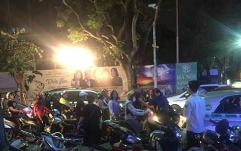 Nữ Phó Giám đốc BV Tim Hà Nội bị hành hung lên tiếng