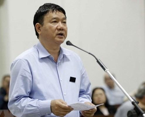 Tranh cãi ở phiên tòa ông Đinh La Thăng khi Oceanbank bị mua 0 đồng
