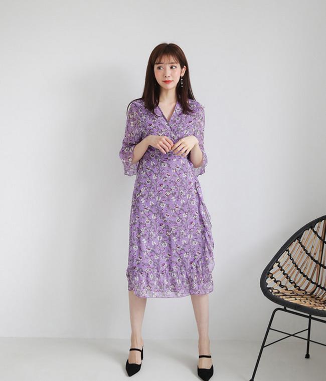 Nàng ngực lép hãy học theo Hà Hồ mặc kiểu váy bánh bèo này!