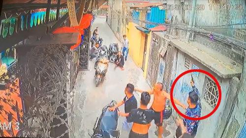 Côn đồ bắn người ở Hải Phòng: Lời kể kinh hoàng của chồng nạn nhân