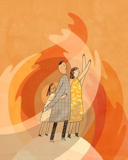 Ba không còn yêu mẹ nữa sao?: Vợ chồng có yêu thương nhau không, con cái là người biết rõ nhất