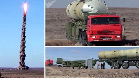 Nga xác nhận thử vũ khí đủ làm đối trọng với Mỹ