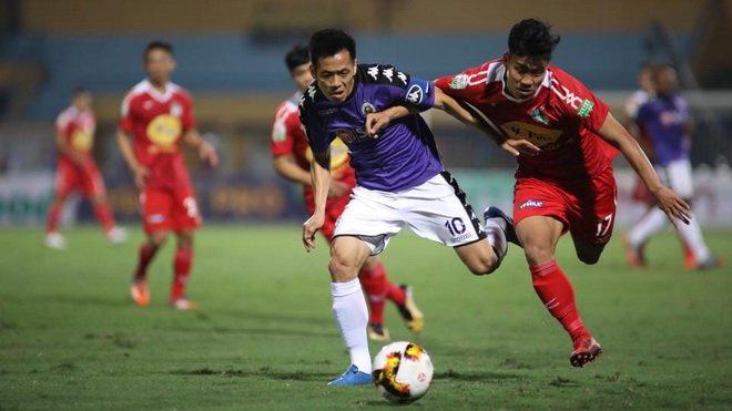HAGL xin lỗi Duy Mạnh, cấm Tăng Tiến đến hết giai đoạn một V-League 2018