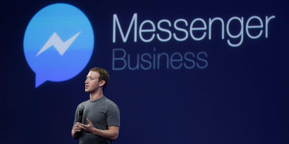 Lý giải của Mark Zuckerberg về việc Facebook theo dõi tin nhắn của người dùng