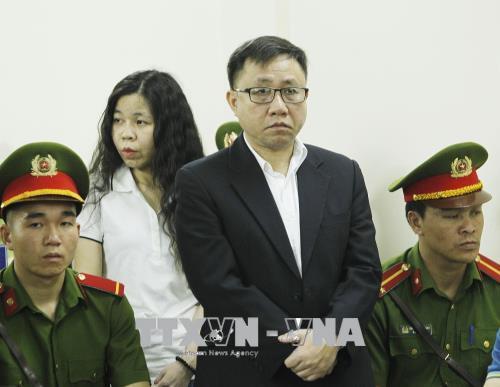 Xử Nguyễn Văn Đài và 5 đồng phạm về tội hoạt động lật đổ chính quyền nhân dân