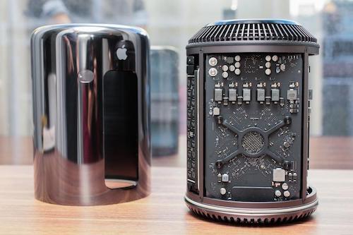 Mac Pro mới sẽ xuất hiện vào năm sau