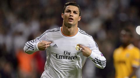 Ronaldo cán mốc 650 bàn trong sự nghiệp