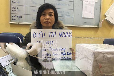 Nữ quái đánh liều buôn ma túy lấy tiền yêu phi công trẻ