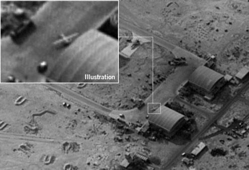 Lý do Israel bị nghi phóng tên lửa tấn công căn cứ quân sự Syria