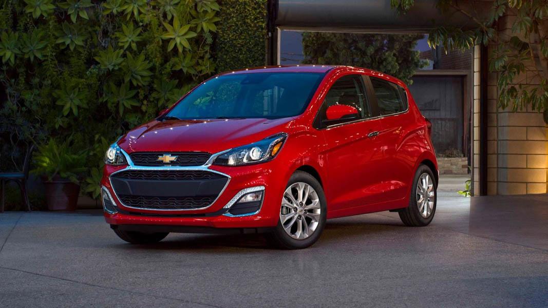 Đối thủ của Kia Morning: Chevrolet Spark 2019 ra mắt