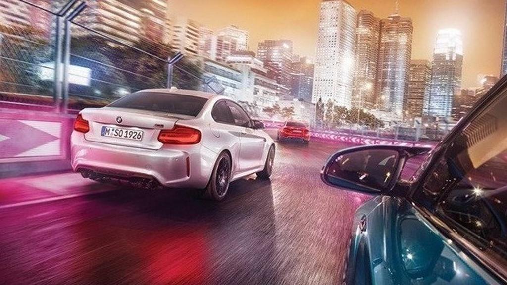BMW M2 Competition rò rỉ hình ảnh trước ngày ra mắt