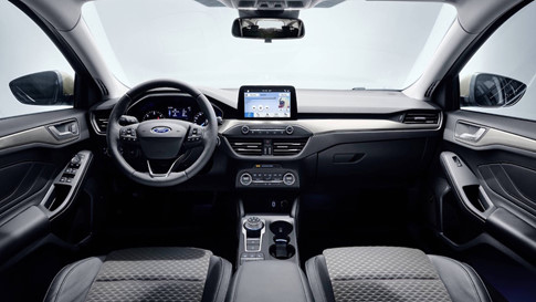 Ford Focus 2019 cải tiến toàn diện