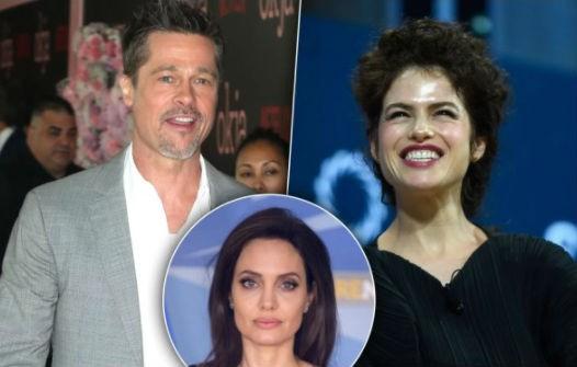Phản ứng của Angelina Jolie trước tin đồn Brad Pitt hẹn hò với kiến trúc sư kém 12 tuổi