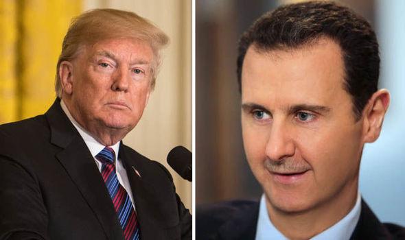 Tổng thống Assad đã rời Syria để tránh cuộc tấn công của Mỹ?