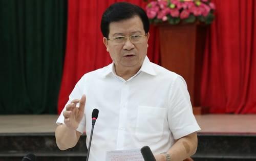 Bộ Tài chính ứng 4.500 tỷ đồng để giải phóng mặt bằng sân bay Long Thành