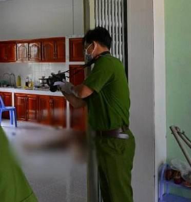 Xác định được nghi phạm sát hại bà bán thịt heo bằng 14 nhát dao
