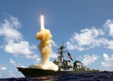 Mỹ sẽ làm gì Syria với 274 tên lửa hành trình?