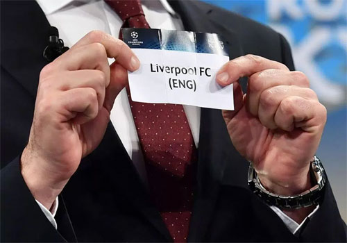 Cặp Liverpool - Roma bị nghi là kết quả bốc thăm gian lận