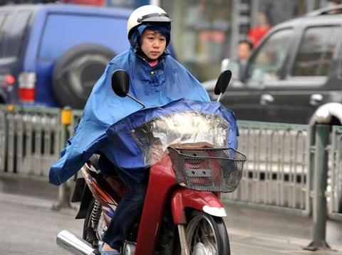 Miền Bắc đầu tuần có mưa, cuối tuần nắng nóng