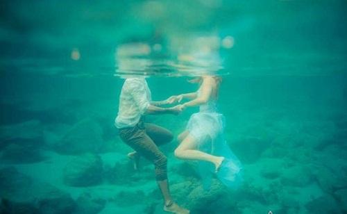Muốn thử yêu dưới nước, bạn hãy đọc kỹ những điều sau!