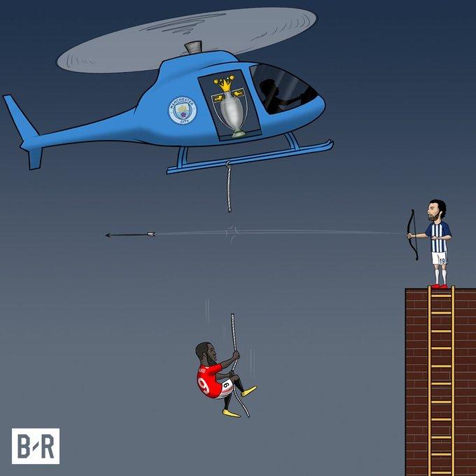 Conte cúi đầu, bàn giao vị thế Bố già cho Guardiola