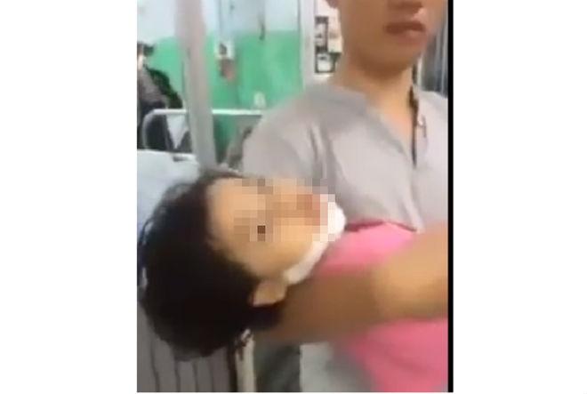 Người nhà tố bác sĩ bệnh viện bỏ mặc bé gái ngã cầu thang bị chấn thương nặng vì không đóng tiền