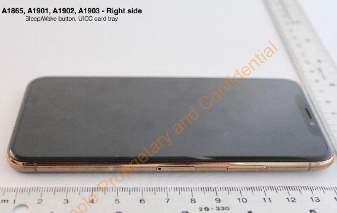 Lộ diện iPhone X bản Gold: Bí mật chưa từng công bố