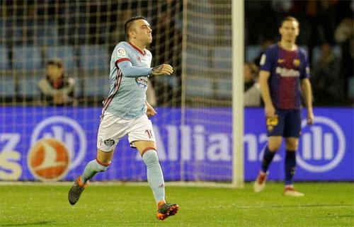 Cất nhiều ngôi sao, Barca đánh rơi điểm trên sân Celta Vigo