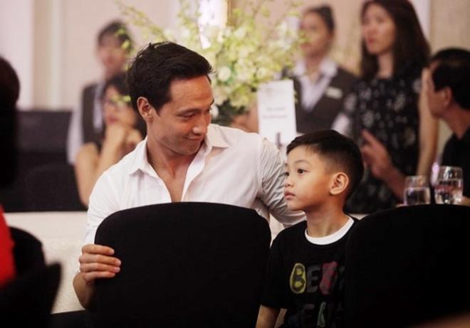 Kim Lý nói về Cường Đôla: Bố Subeo là một người rất tuyệt vời