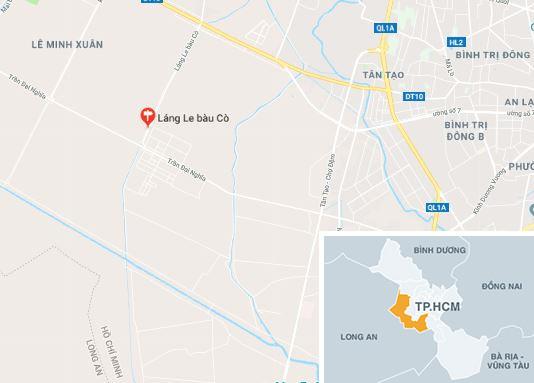 Cháy lớn xưởng tái chế nhựa ở Sài Gòn