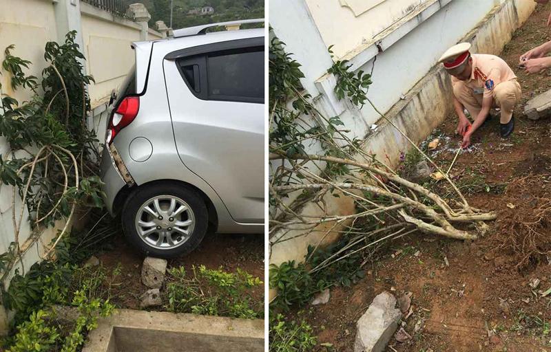 Vụ lùi xe ô tô làm 2 học sinh thương vong: Thầy giáo nhận tội thay cô giáo