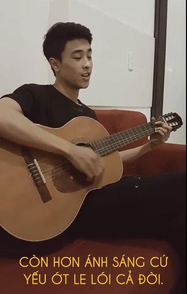 9X điển trai hát Dư lào phải lói giúp giới trẻ can đảm tỏ tình