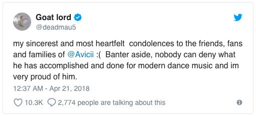 Tin Avicii qua đời khiến Charlie Puth, Calvin Harris cùng loạt siêu sao đình đám bàng hoàng